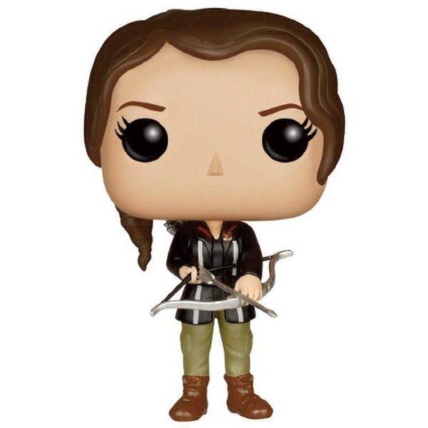 The Hunger Games Katniss Everdeen Pop! Vinyl Figure #Funko #FunkoPop #HungerGame #PopVinyl