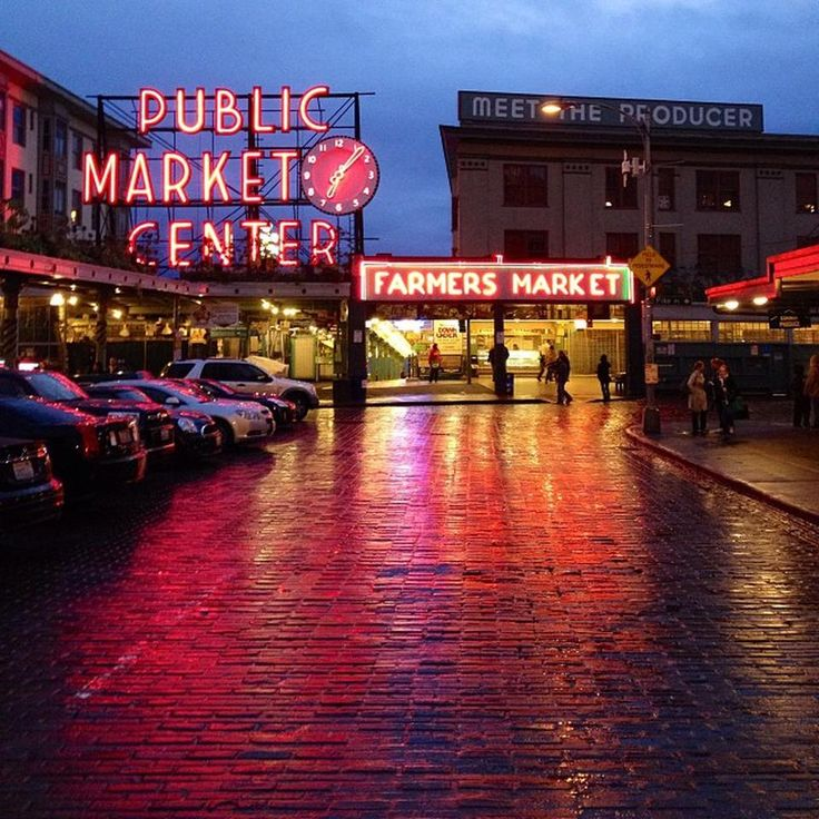 pike place market history Under sawant's plan, the nearby pike place market historical district would be expanded to include the showbox that would put the building under the authority of the pike place market.
