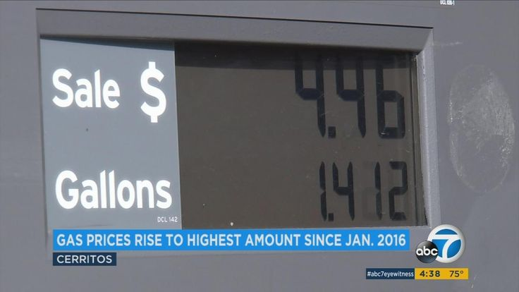 Southern California gas prices highest in 14 months; expected to go higher