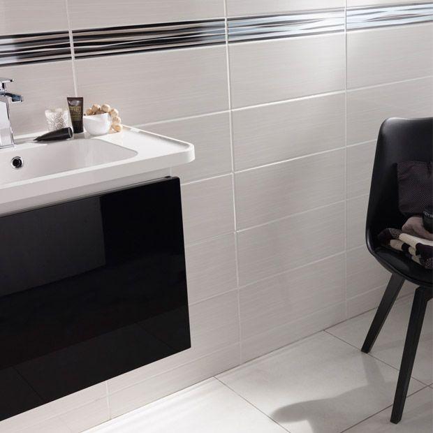 Carrelage murs anakine les design lapeyre deco salle - Lapeyre salle de bain carrelage ...