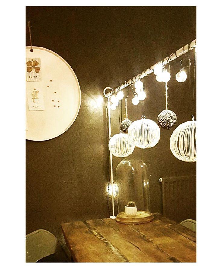 Tafelklem Toon is ook zeer geschikt voor kerst decoratie