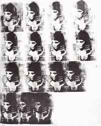 Andy Warhol / Death and Disaster / Elizabeth Taylor / Cleopatra