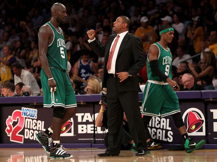 Rajon Rondo - NBA Finals Game 6:  Boston Celtics v Los Angeles Lakers