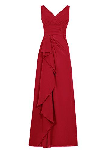 Dresstells® A Line Chiffon V Neck Prom Dress with Ruf... https://www.amazon.co.uk/dp/B0126X0B6Q/ref=cm_sw_r_pi_dp_x_DuAaybJQP0BM4