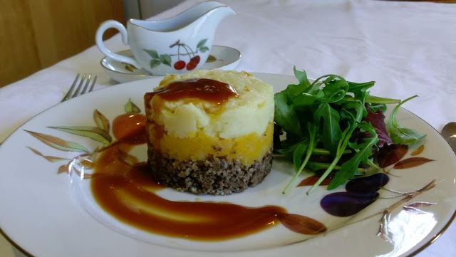 the-traditional-tastes-of-scotland #scotland #bedandbreakfast #food #haggis #neeps #tattoes #hogmonay #burns #supper