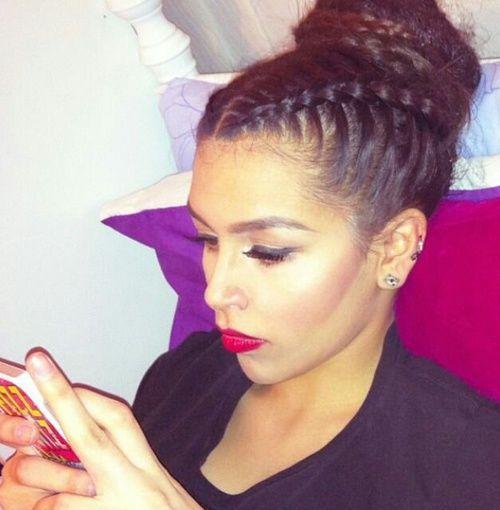 Best 25+ Mixed hairstyles ideas on Pinterest | Black girl ...