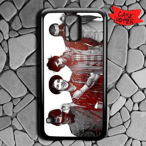 All Time Low Samsung Galaxy S5 Black Case