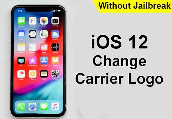 How To Change Carrier Name On Ios 12 Iphone And Ipad Without