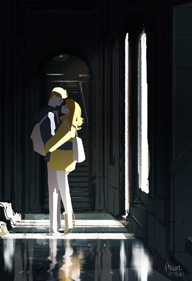 One more night( the Phil Collins version) by PascalCampion.deviantart.com on @DeviantArt