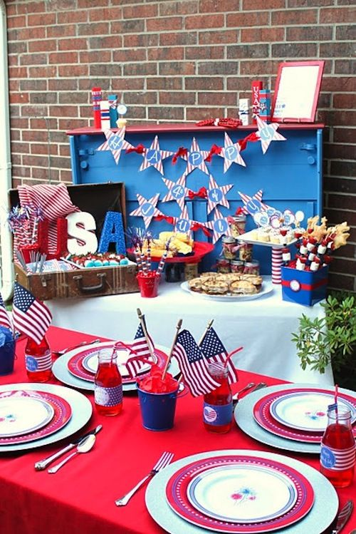 best bbq party ideas for summer holidays 4th of july