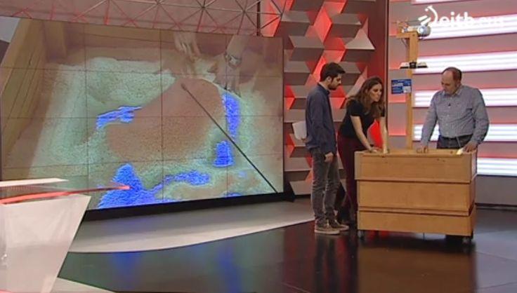 """Entrevista en televisión, para la Euskal Telebista, ETB1. Programa """"Azpimarra"""" Abril 2016"""