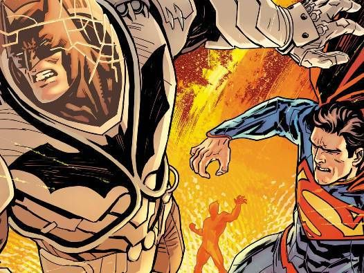 Batman/Superman #7: Fünf gegen Vandal Savage - http://www.weltenraum.at/batmansuperman-7-fuenf-gegen-vandal-savage/