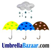 Umbrellabazzar.com is your one stop shop for quality wholesale umbrellas. We have a variety of umbrellas for golf,wedding,fashion,folding, kids and more.