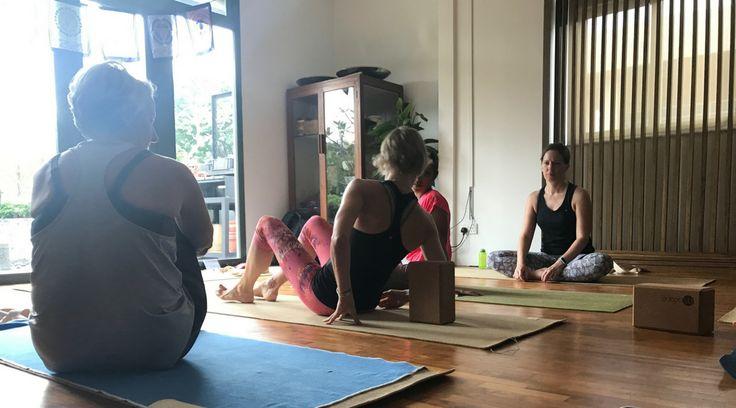 Vinyasa Flow (Mixed Level) at Sarah B Yoga