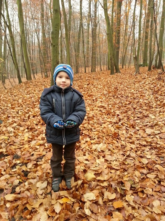 Jesienny Mateusz...