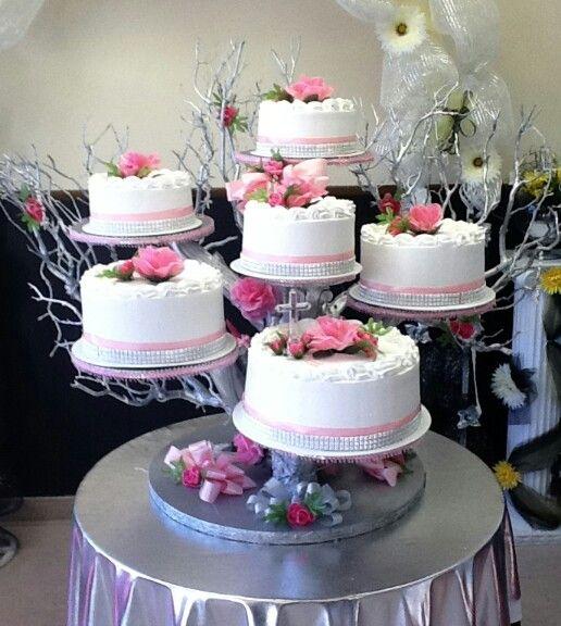 Quinceanera Decorations Cakes