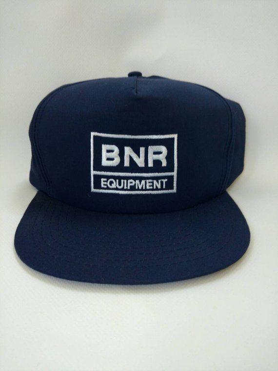 92fe2cd86b9 BNR Equipment Trucker Hat Snapback Cap