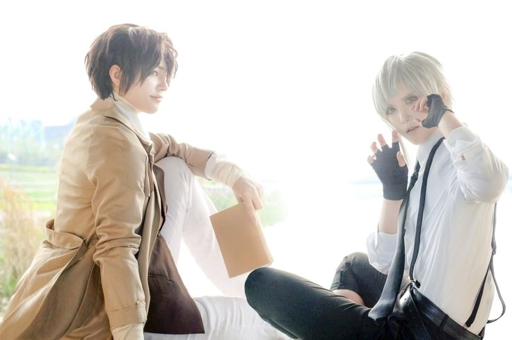 Jungkang(Jungkang) Atsushi Nakajima Cosplay Photo - Cure WorldCosplay