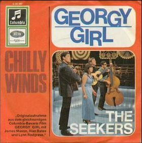 georgy girl cd single seekers folk 4 tracks 10 13 more album details