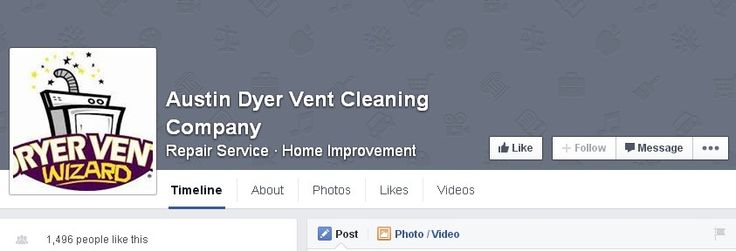 https://www.facebook.com/pages/Austin-Dyer-Vent-Cleaning-Company/231835710322421  Dryer Vent Cleaning Austin  Dryer Vent Wizard (888-676-6142) specializes only in dryer vent service, dryer vent cleaning, dryer vent repair, and dryer vent installation so they are the experts to trust with all dryer vent issues.. ...............  #Dryerventcleaning  #DryerVentWizard