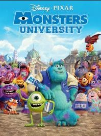 Mike and Sulley will do anything to win the Scare championship at Monsters University.