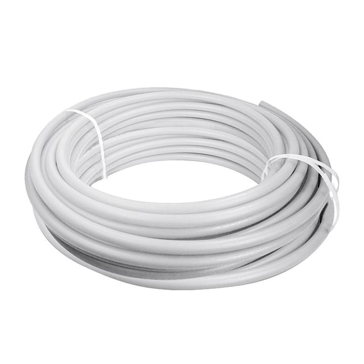 1/2 in. x 500 ft. PEX Tubing Potable Water Pipe - White