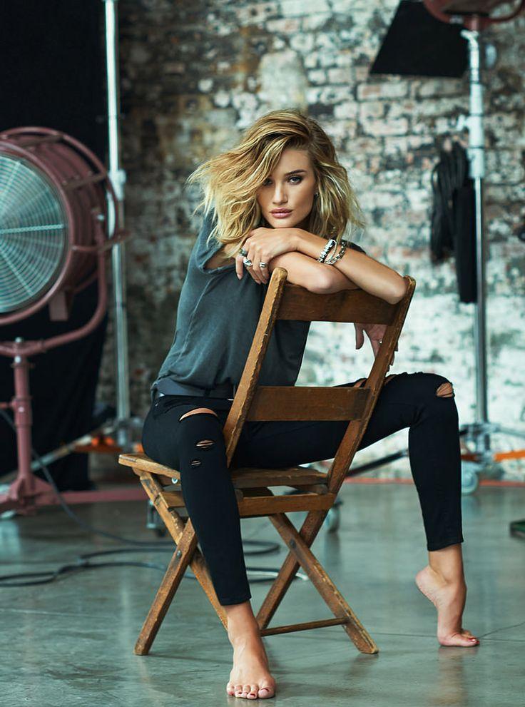 Роузи Хантингтон-Уайтли — Фотосессия для «Paige» 2015 – 8