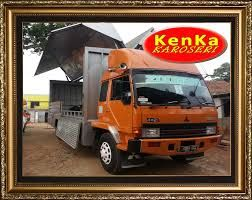 TRUCK WINGBOX dan LIFT GATE SYSTEM