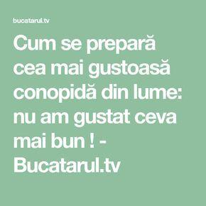 Cum se prepară cea mai gustoasă conopidă din lume: nu am gustat ceva mai bun ! - Bucatarul.tv
