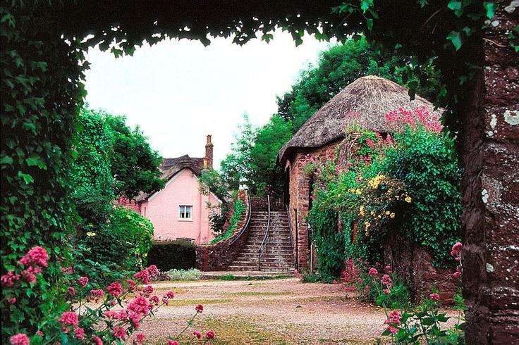 Cockington, Devon - Yes it really looks like this!