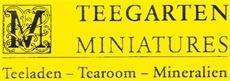 TEEGARTEN MINIATURES :: Basel :: Tearoom, Teebücher, Tee Kaufen, CHA CHING Tee, Teekannen, Tee Basel, Tea Basel Shop, Tea Shop Basel, Teefilter