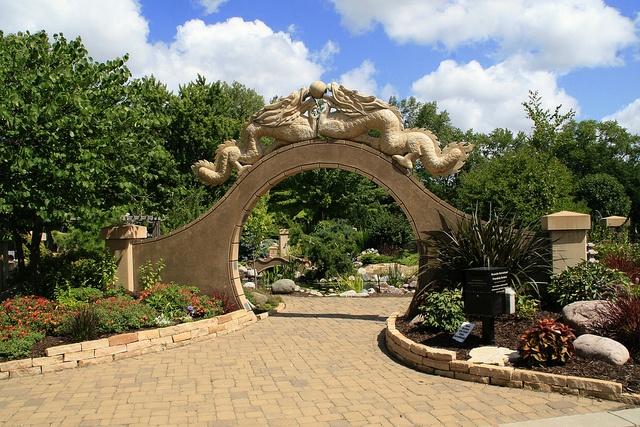 International Garden La Crosse, Wisconsin