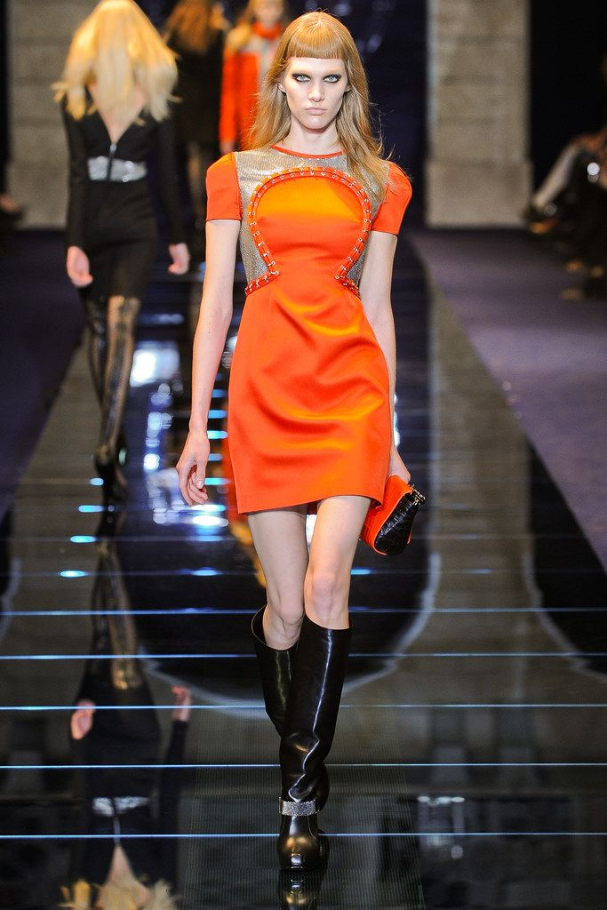 chrome hearts eyeglasses outlets at orange hours calculator Versace Fall 2012 Ready to Wear Collection Photos   Vogue