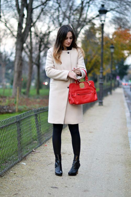 sandro, manteau sandro, clarks, chaussures clarks, Sac Longchamp, Longchamp, lauraoupas, laura ou pas