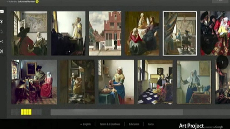 Art Gallery of Ontario joins Google Art Project  1st Canadian gallery to join worldwide project to put art online