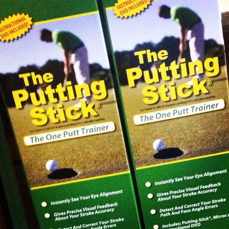Practice techniques & strategies to improve your short game with the #PuttingStick @TPKGolf http://ow.ly/2oBA304mVp2