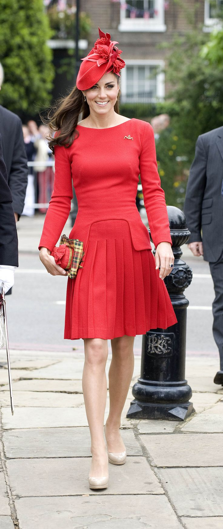 This is Kate Middleton. You might be familiar with her. She is pretty much perfect. | 16 Times Kate Middleton Proved She's Utterly Flawless