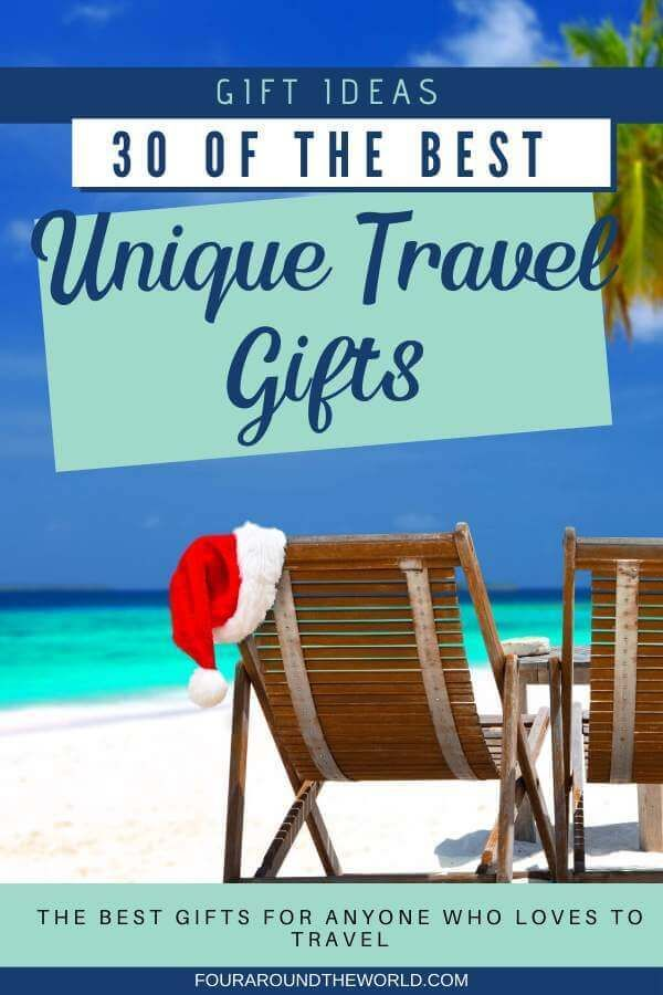 The Best Unique Travel Gifts For Christmas 2020 Four Around The World Unique Travel Gifts Travel Gifts Travel Gadgets Long Flights