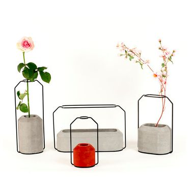 specimen editions weight vase. so purdy; so expensive. surely a MYO candidate.