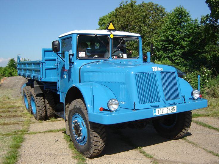 Tatra T111 6x6 S3