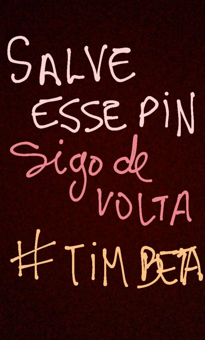 #timbeta #repin #sdv #pin #betalab #tim #betatim