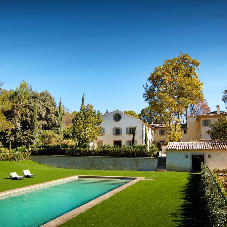 As a house the domaine de fontenille in provence s luberon valley dates back to the - Domaine de fontenille lauris ...