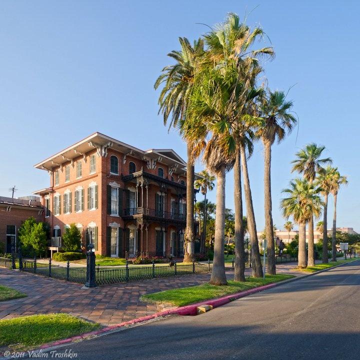 2008 Idea House In Galvestion Texas: Ashton Villa Was Built In 1858-59, The First Of Galveston