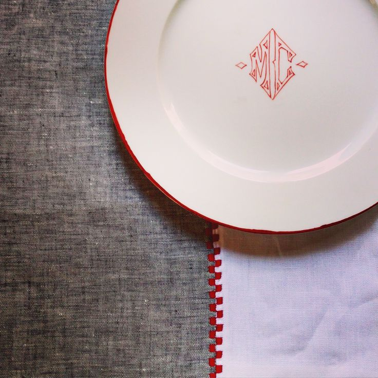 MarinaC - bespoke table set for one of our fav customers - shop.marinac.it  #marinacmilano