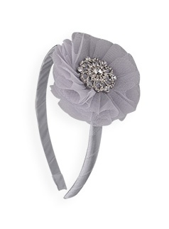 Love the flower and medallion. Would be so pretty in white and with some pearls for baby girls blessing.