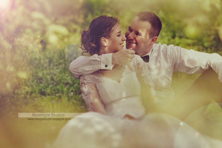 Romantyczna sesja ślubna Alicji i Michała, Chełm