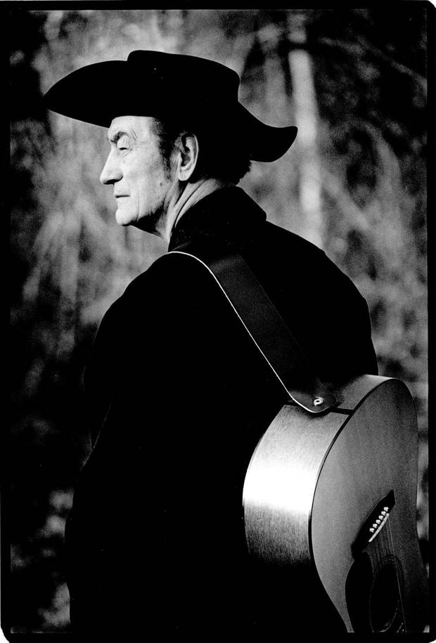 Stompin' Tom Connors live x 2.. Edmonton and Saskatoon.  A real Canadian.