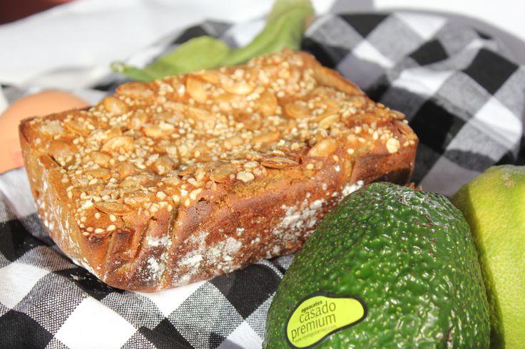 Pan de Aguacate de la Axarquia. Aquí tienes la receta: http://thegourmetjournal.com/noticias/pan-de-aguacate-de-la-axarquia/