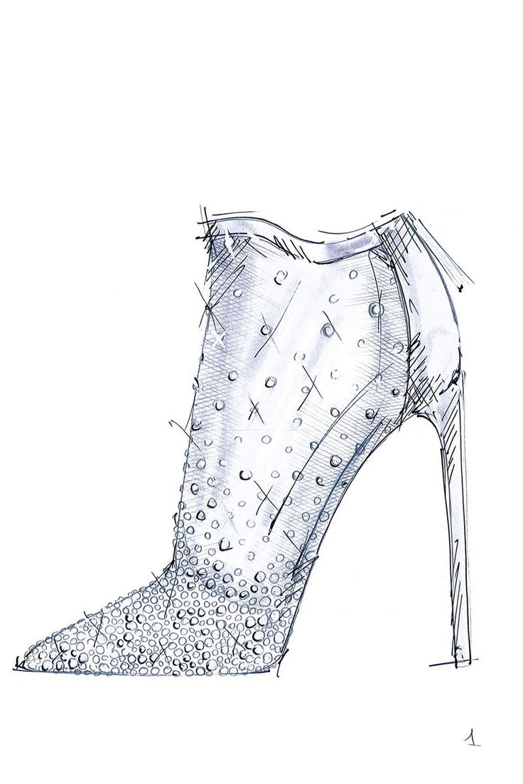 Disney Asks Contemporary Designers to Envision Cinderella's Shoe #shoes trendhunter.com