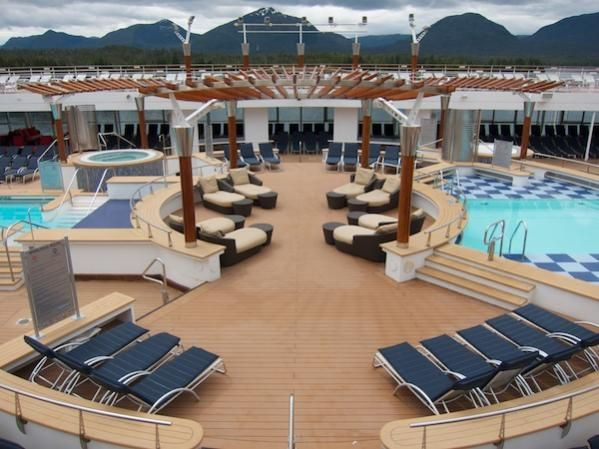 Celebrity Millennium Deck Plans | U.S. News Best Cruises